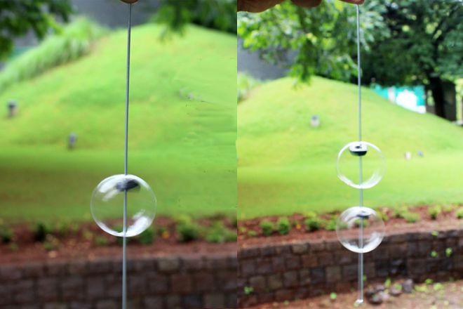 矿泉水瓶废物利用手工制作塑料旋转泡泡玩具(步骤图解)10