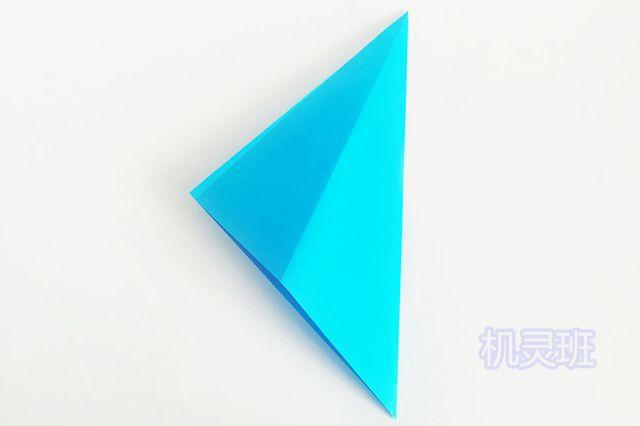儿童手工海洋动物:怎么用彩色A4纸简单剪纸会动的鲤鱼(步骤图解)4